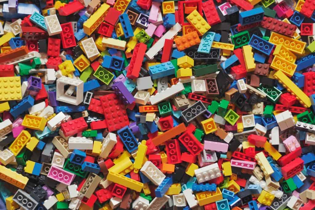 how to get cheap LEGOs