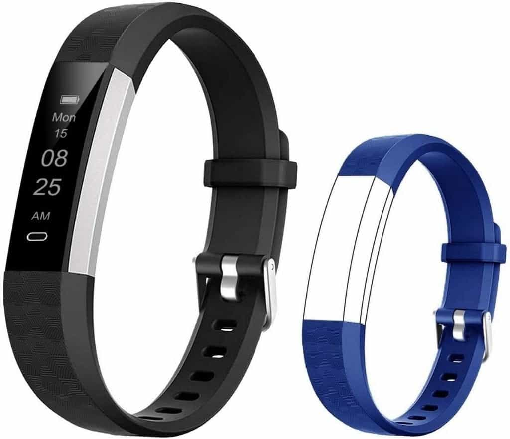 Best Fitness Trackers for Kids: BIGGERFIVE Fitness Tracker Watch for Kids