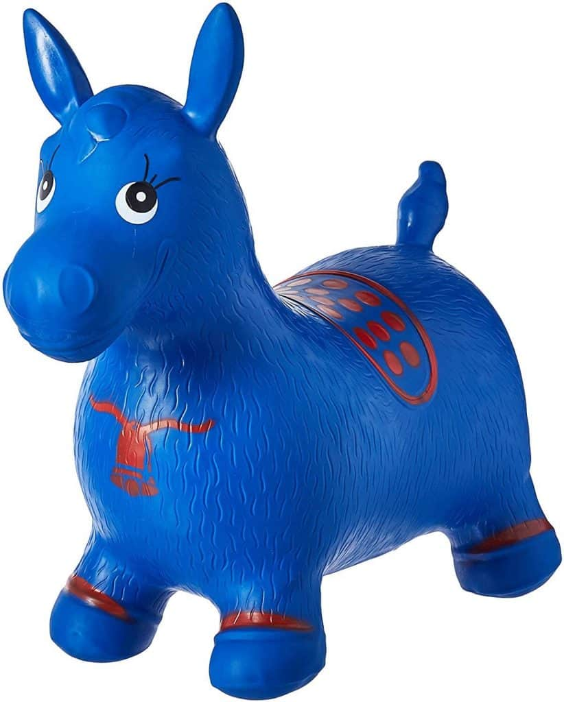 Blue Horse Hopper