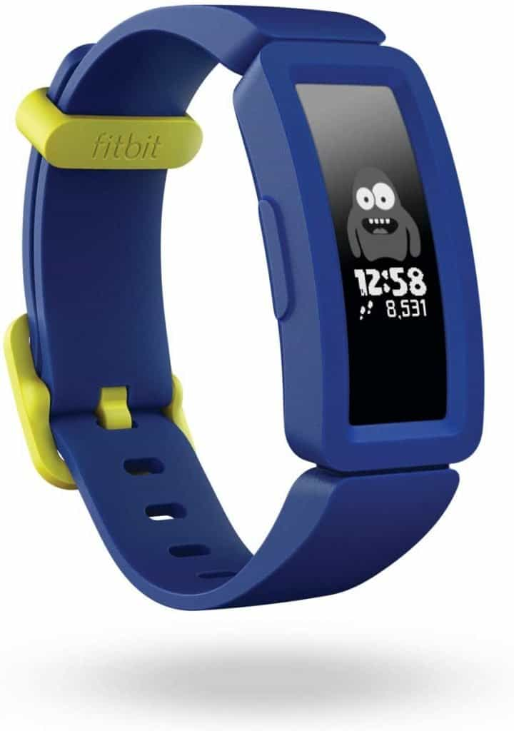 Best Fitness Tracker for Kids: Fitbit Ace 2 Activity Tracker for Kids