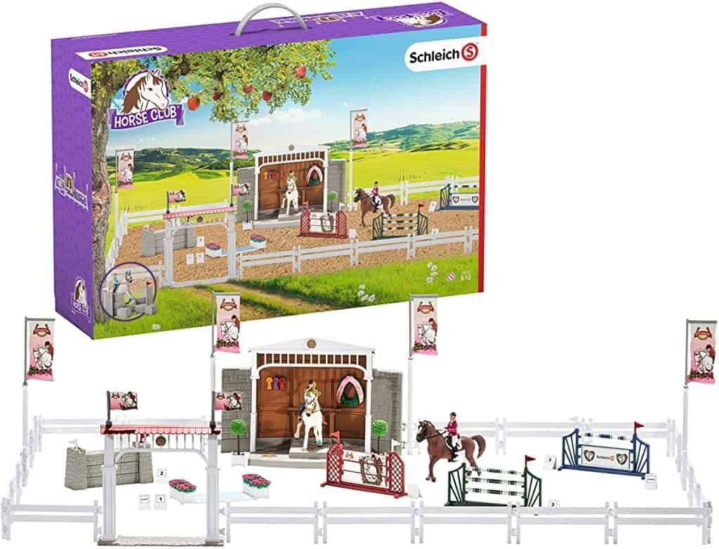 Best Horse Toys: Schleich Horse Club Big Horse Show