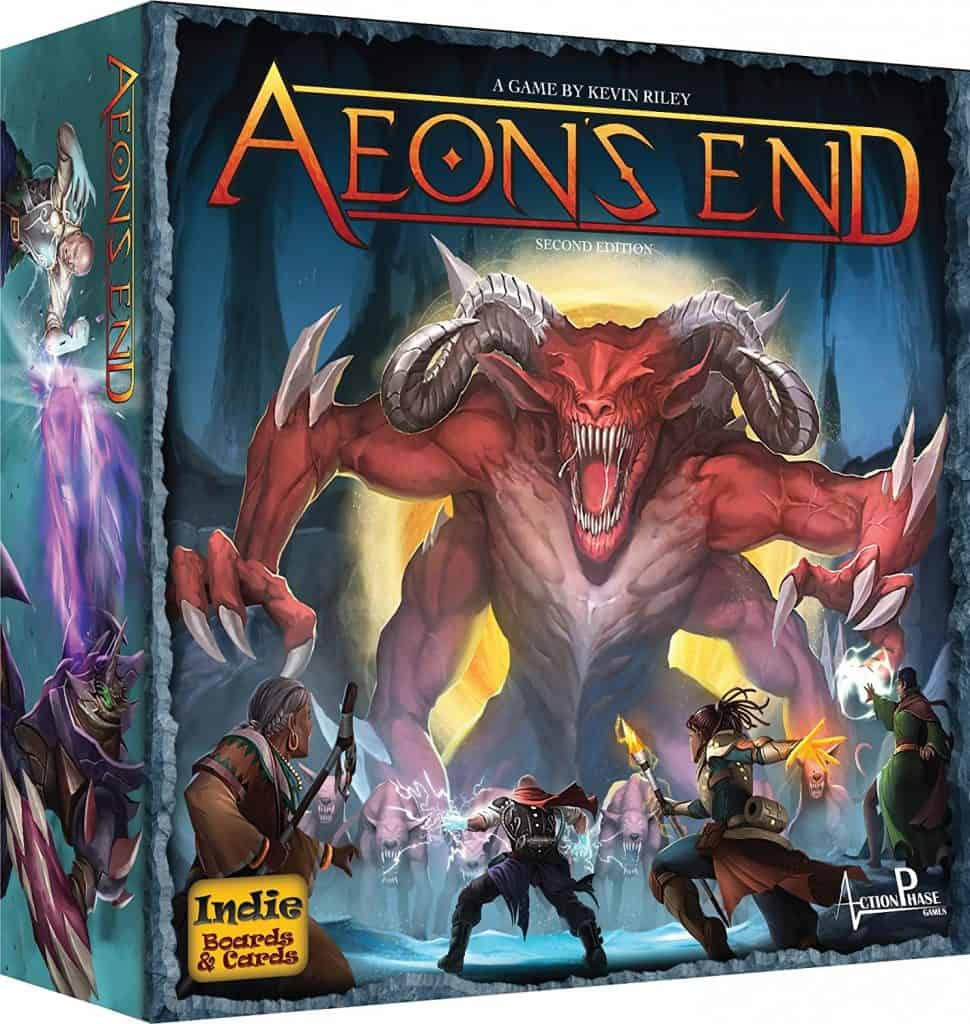 Best Deck-Building Games: Aeon's End 2nd Edition