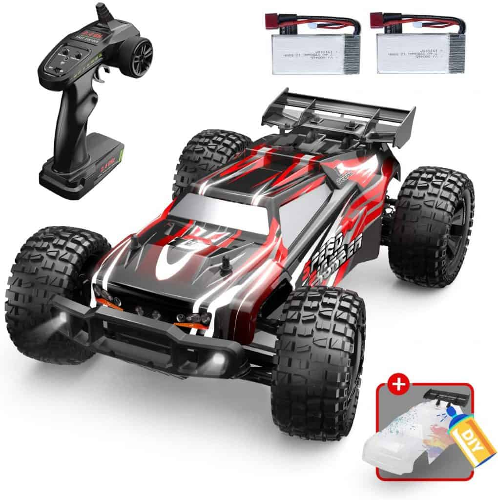 DEERC 9206E Remote Control Car 1:10 Scale