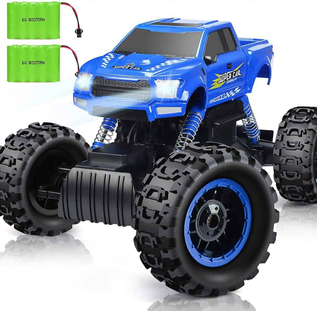 DOUBLE E RC Cars Remote Control Car 1:12 Off Road Monster Truck