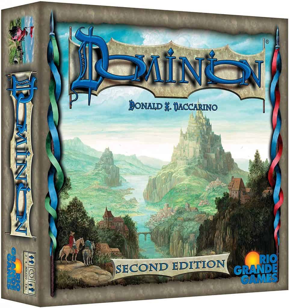Best Deck-Building Games: Dominion: 2nd Edition