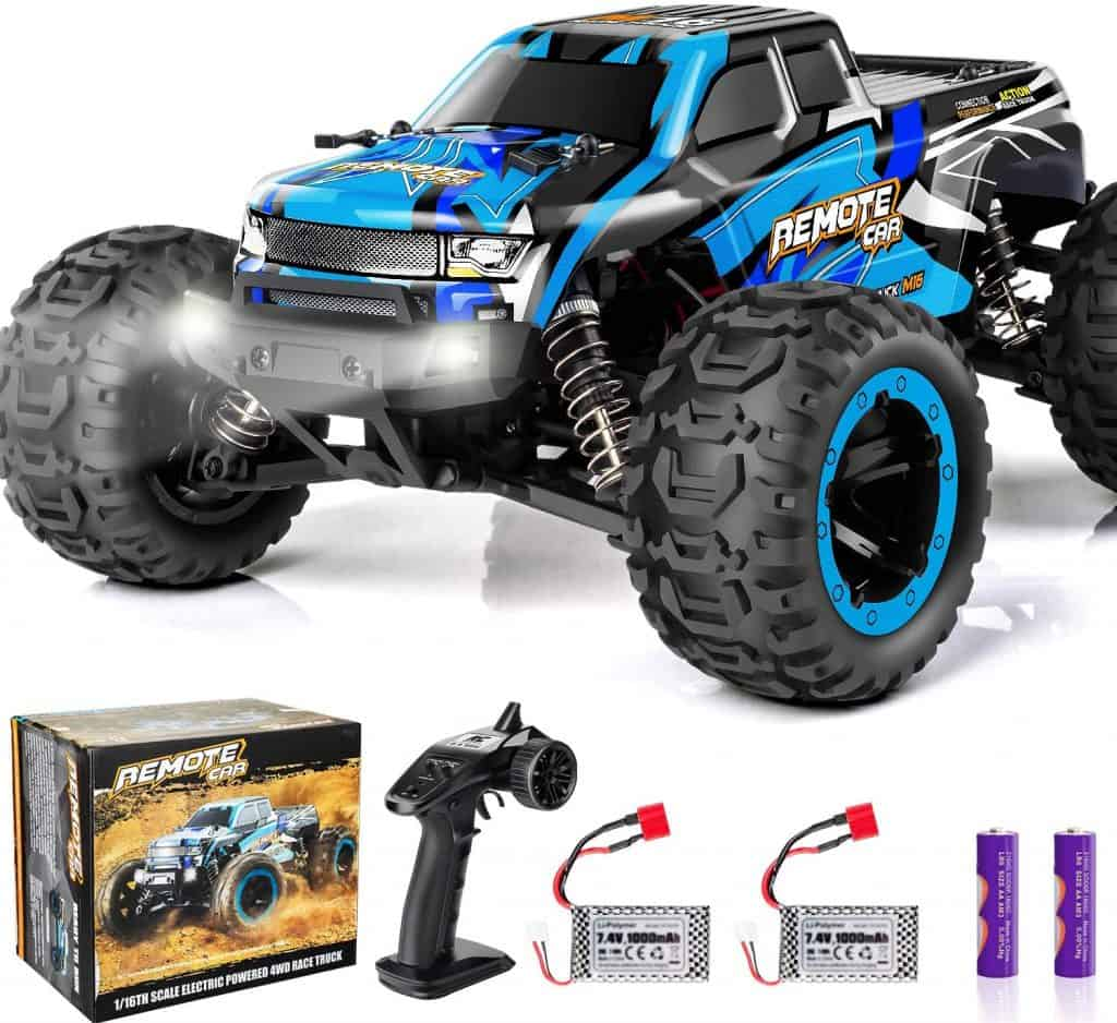 Best RC cars for kids: PHYWESS RC Car