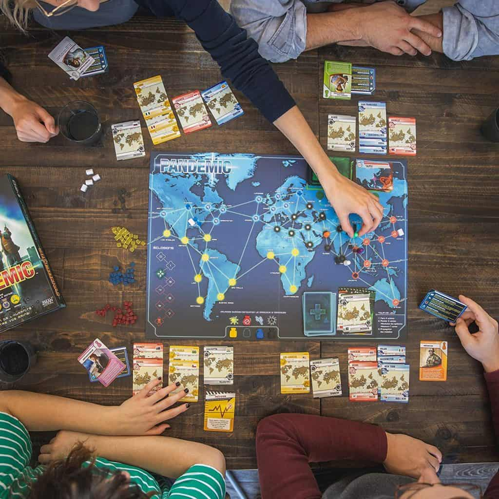 Best 3-Player Board Games: Pandemic