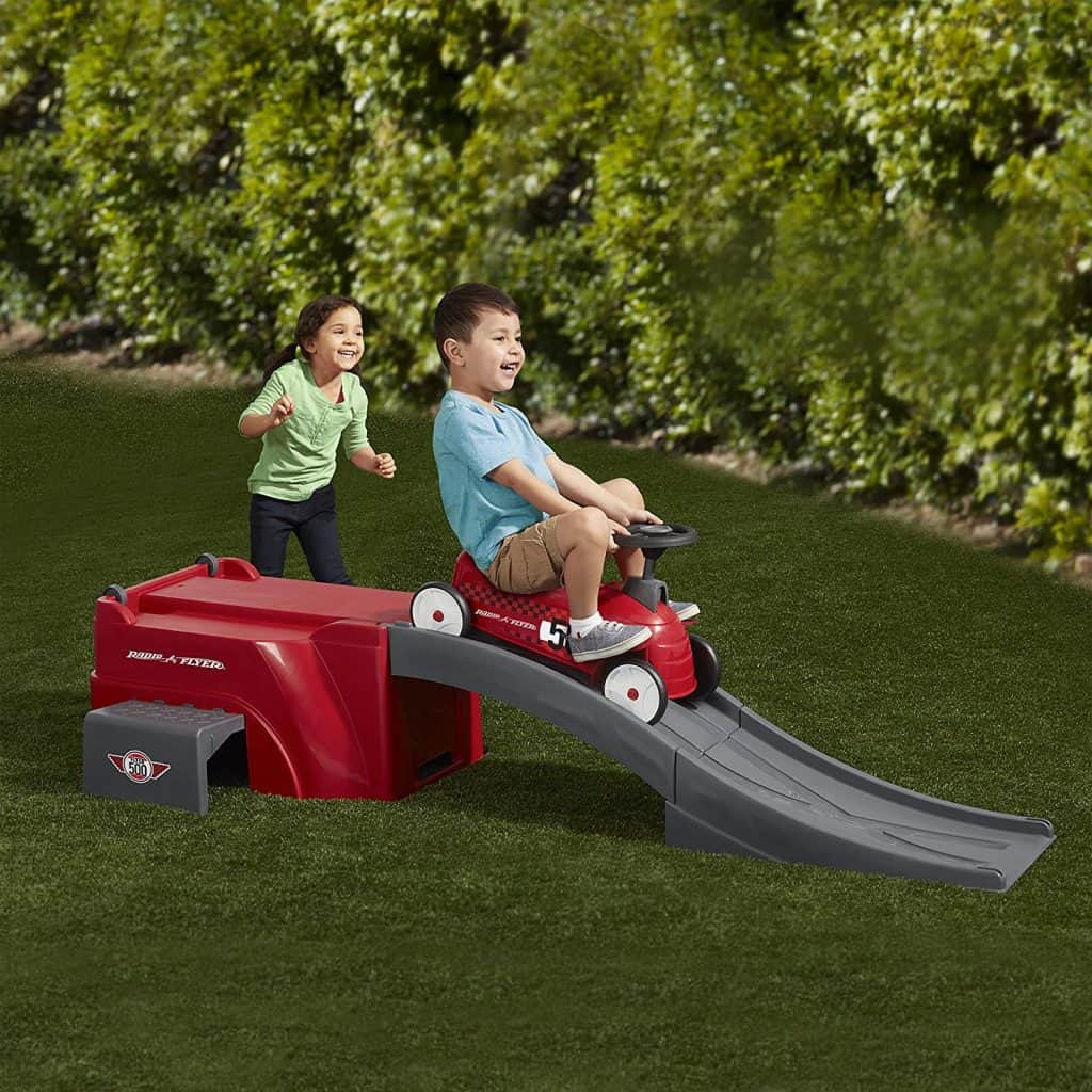 Radio Flyer 500 with Ramp