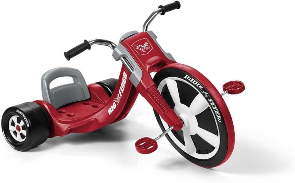 Best Ride-On Toys for 4-Year-Olds: Radio Flyer Deluxe Big Flyer
