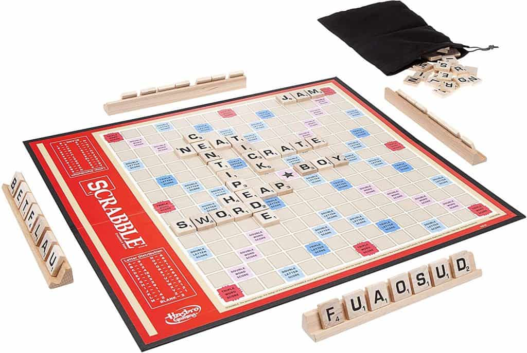 Best 3-Player Board Games: Scrabble
