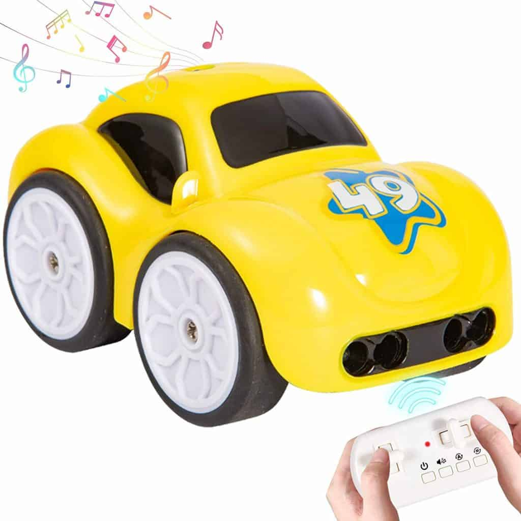 Tikduck RC Cartoon Car