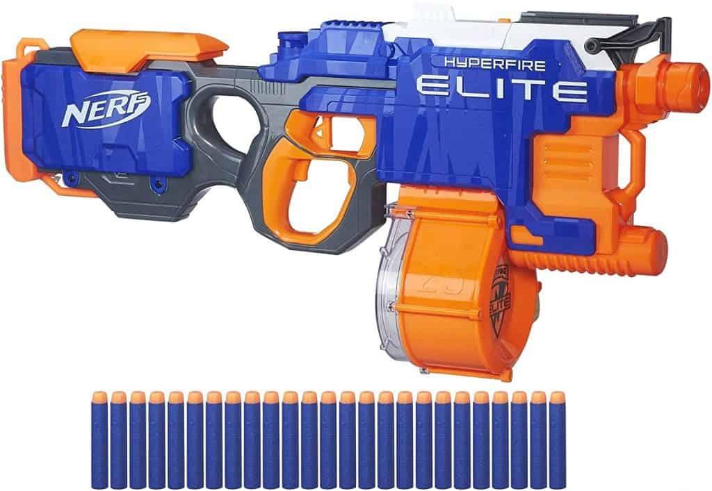 Nerf N-Strike HyperFire Blaster