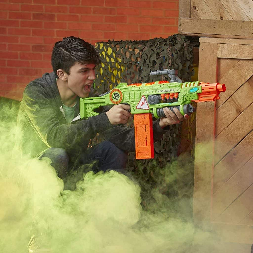 Revoltinator Nerf Zombie Strike Toy Blaster