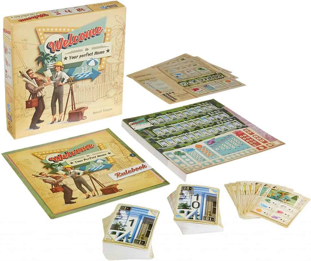 Deep Water Games Welcome to - Your Perfect Home - 2nd Edition