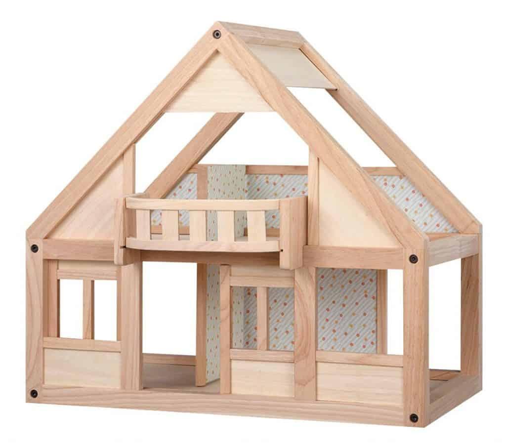 PlanToys - 7110 Plantoys Adorable My First Dollhouse