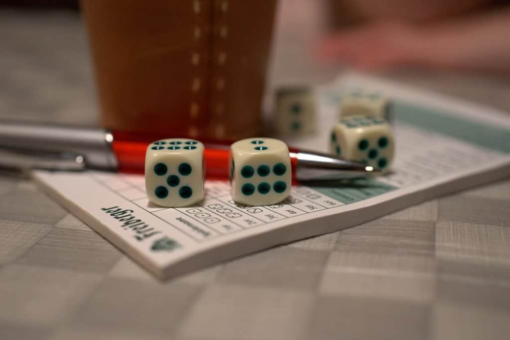 Best Roll and Write Games