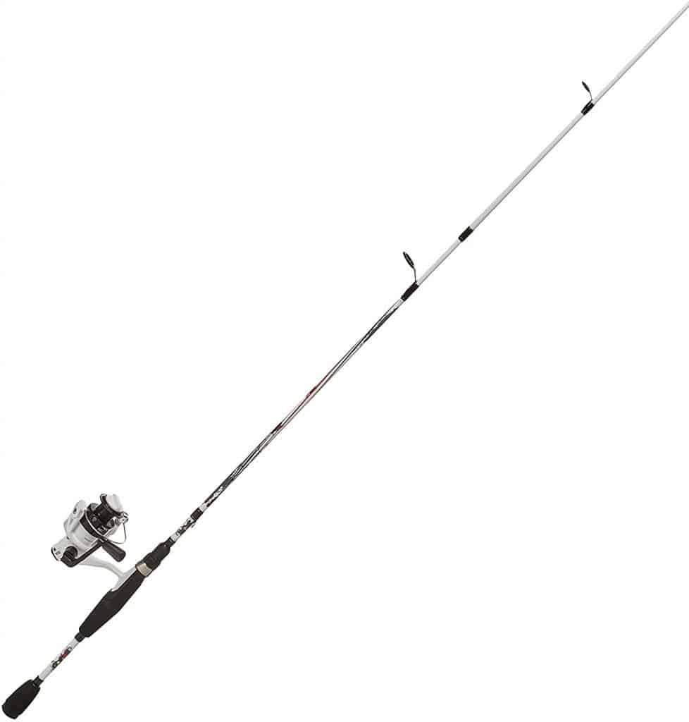 Abu Garcia Mike Iaconelli Pro-Designed Youth Reel and Fishing Rod Combo