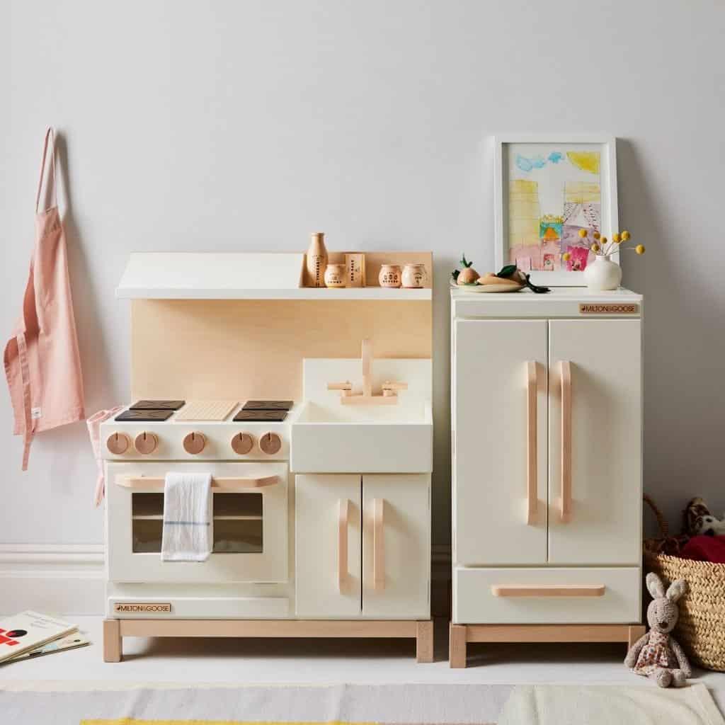 Milton & Goose Essential Wooden Play Kitchen