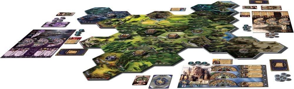 Runewars: Revised Edition