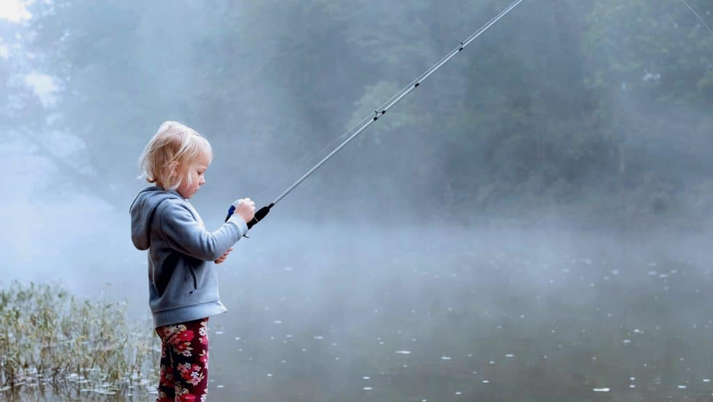 The Best Kids Fishing Poles