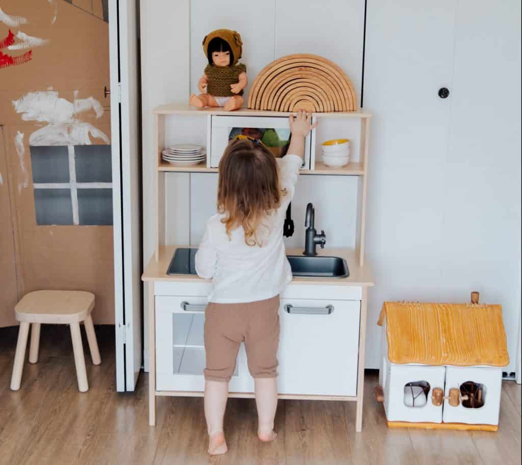 The Best Wooden Play Kitchens