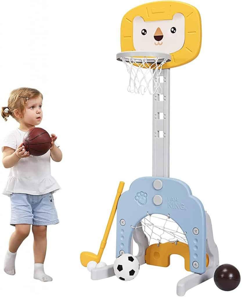 Costzon Kids Basketball Hoop