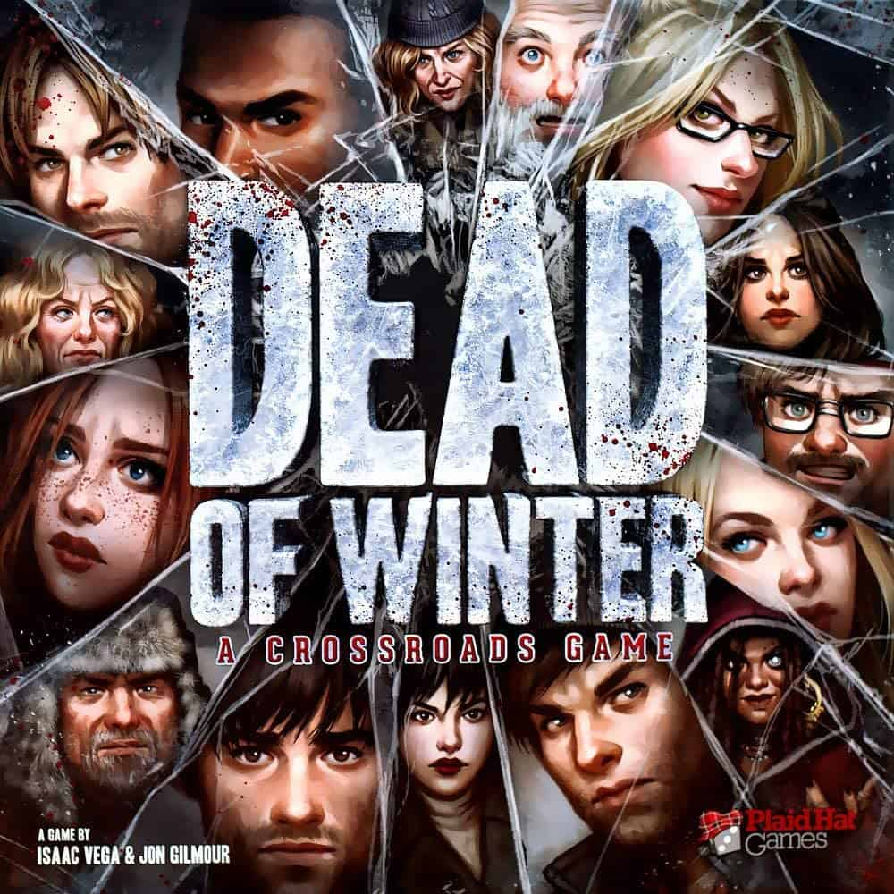 The Best 5-Player Board Games: Dead of Winter