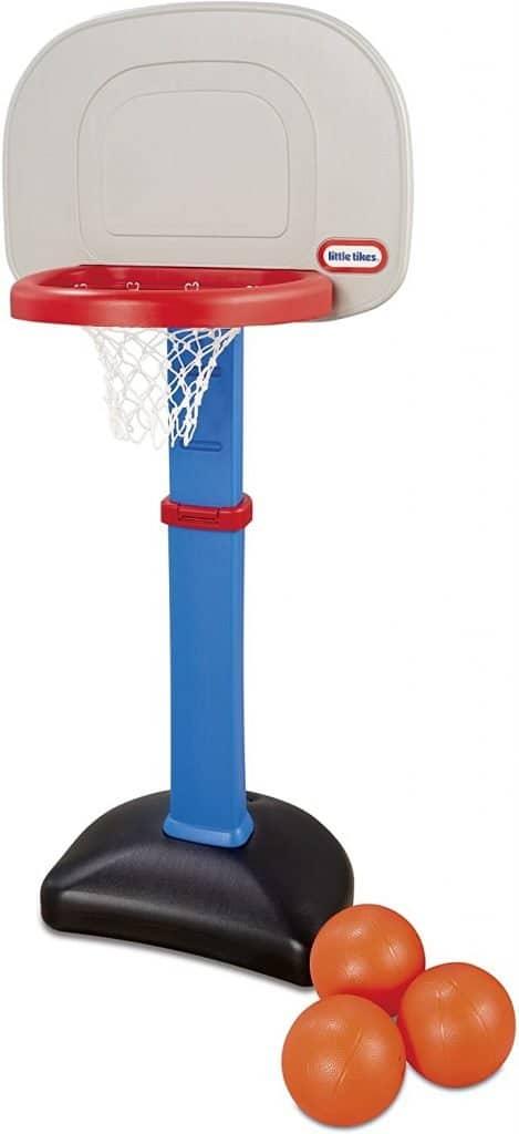 Best Toddler Basketball Hoop: Little Tikes Easy Score Basketball Set